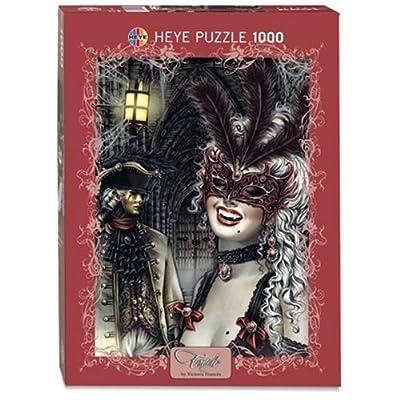 Kvh Verlag Victoria Frances Puzzle Vampires In 48 Cm X 68 Cm 1000pezzi