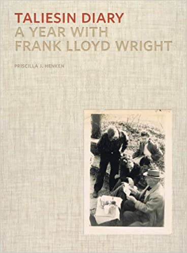 shop where to buy buying cheap Taliesin Diary: A Year with Frank Lloyd Wright: Amazon.es ...