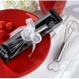 Whisked Away Heart Whisk (pack of 50)