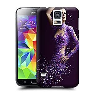 Unique Phone Case Women#8 Hard Cover for samsung galaxy s5 cases-buythecase