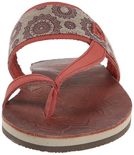 Cushe Kvinners Dayglow Sandal Rose