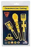 Kyпить Constructive Eating - Set of Construction Utensils на Amazon.com