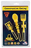 Amazon Price History for:Constructive Eating - Set of Construction Utensils