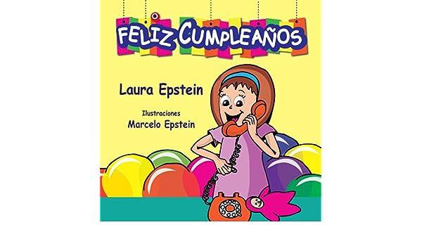 Libro Infantil Ilustrado. Feliz Cumpleaños. En español (de ...