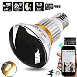 Best Toughsty View Security Cameras - 16GB 720P HD WiFi Hidden Security Camera LED Review