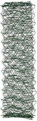 "Panacea Mesh Floral Netting 12""X48"" 1/Pkg-Green"