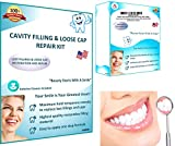 IVORIE Dental Restoration Cavity Filler Filling