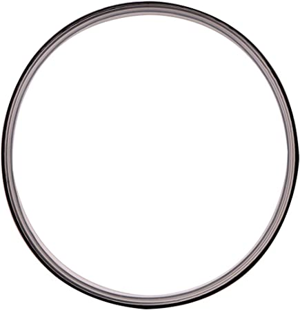 Sealing ring lid gasket for Vorwerk Thermomix TM31 food processor Ø 184 mm Thermomix TM 31 accessories spare parts: Amazon.es: Hogar