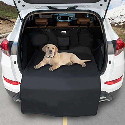 (Star-Trade-Inc - Dog Car Trunk Mat Hammock Boot Pet Seat Cover Barrier Protect Floor Non-slip Foldable Waterproof Dirt Resistant Rear Seat)
