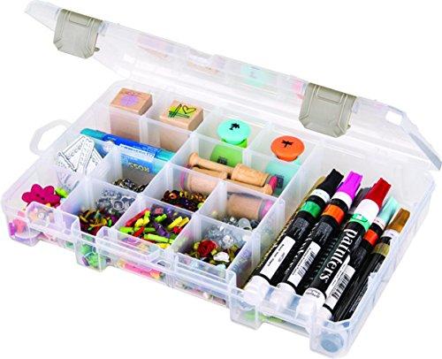 (Art Bin Solutions Box: 4004AB 4-16 Compartment)