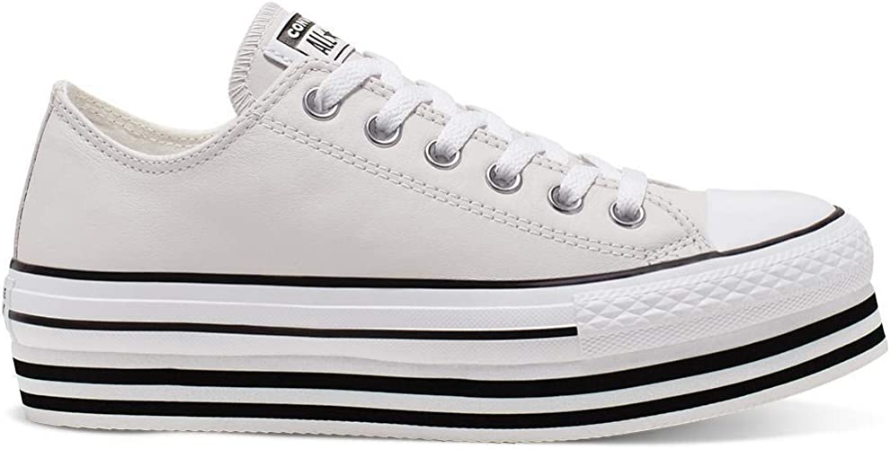converse donna grige