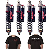 polaris ranger 800 front shocks - ELKA Suspension Stage 3 Shocks Front & Rear Kit POLARIS RANGER 800 2009-2013