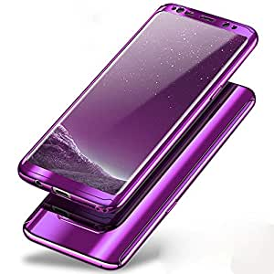 Amazon.com: for Samsung Galaxy S8, WwWSuppliers 360 Full ...