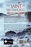 Front cover for the book The Saint of San Francisco by Jerry Sacher