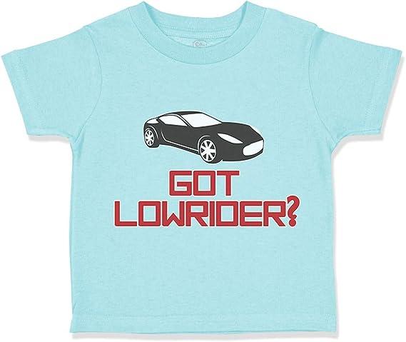 Lowrider Toddler 63 Impala T-Shirt kids boys girls unisex car shirt