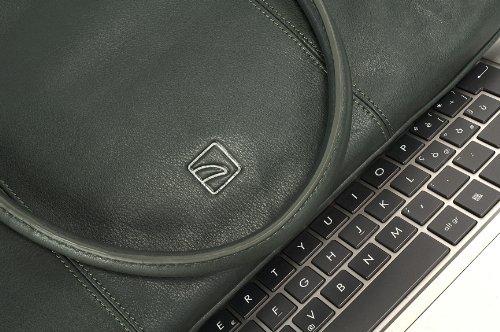 Tucano One Premium Tote 13 Ladies case Black - notebook cases (Ladies case, 33 cm (13), Shoulder strap, Black) Verde
