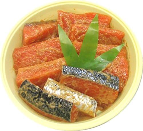 【お中元・夏ギフト】新潟村上 鮭の味噌漬け 樽詰め 10切入