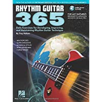 Rhythm Guitar 365: Daily Exercises For Developing, Improving And Maintaining Rhythm Guitar Technique (Book/Online Audio)