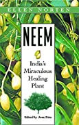 • A comprehensive look at the many therapeutic and ecological uses of neem. • Used in India for over 4,000 years, neem is one of the most popular therapeutic plants in the Indian pharmacopoeia. • Effective in the treatment of fever, malaria, skin dis...