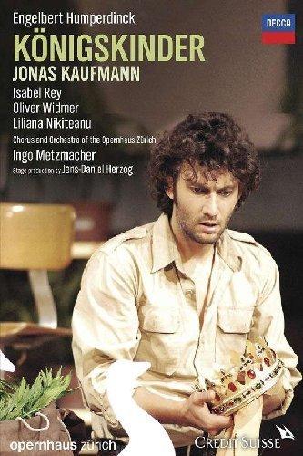 DVD : E. Humperdinck - Koningskinder (DVD)