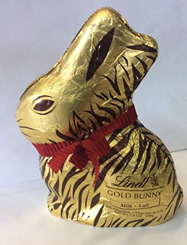 Lindt Gold Chocolate Bunny, 7 oz.