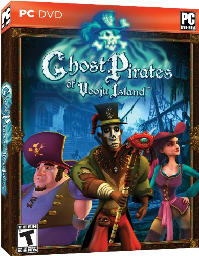 Ghost Pirate of Vooju Island - PC - Pirate Ghosts