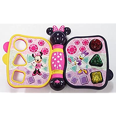 Disney Minnie Mouse Bow-tique My First Learning Book with Lights and Sounds (styles may vary) : Toys & Games
