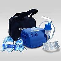 Inhalador aerosol Terapia nebulizador inhalación Compresor
