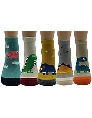 JJMax Boys Dinosaur Socks Collections