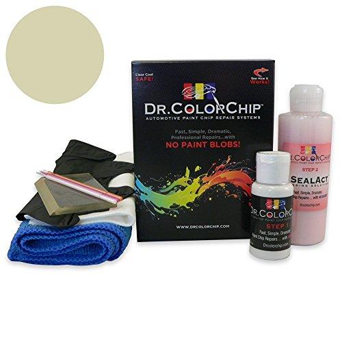 Dr. ColorChip Honda CR-V Automobile Paint - Opal Sage Metallic G-532M - Squirt-n-Squeegee Kit