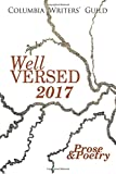 Well Versed 2017: Poetry and Prose