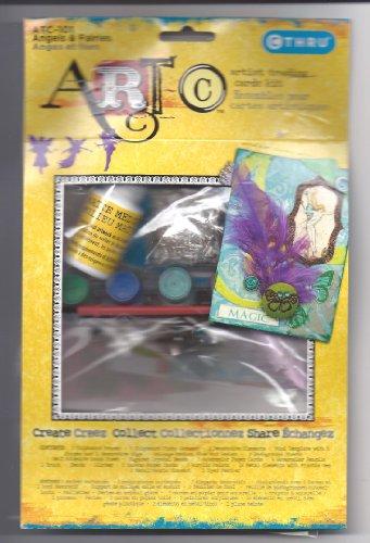 Artist Card Kit Angels and Fairies