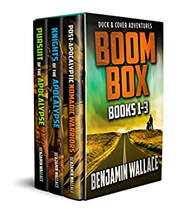Boom Box (Duck and Cover Adventures Books 1-3) by [Wallace, Benjamin]