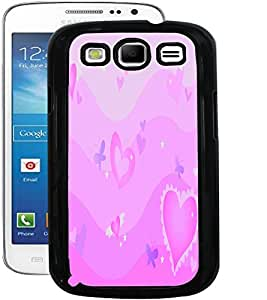 ColourCraft Love Hearts Design Back Case Cover for SAMSUNG GALAXY S3 NEO I9300I