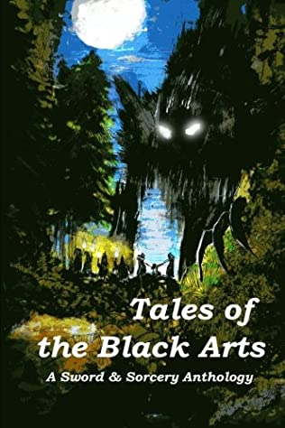 book cover of Tales of the Black Arts