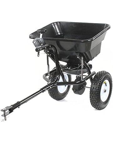 Salero centrifugado anhänges treuer con lengüeta para césped Tractores