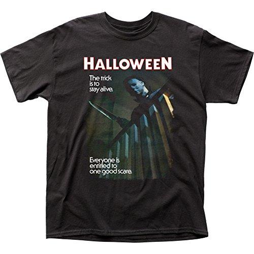 Halloween Movie Shirt (Halloween - One Good Scare T-Shirt -)