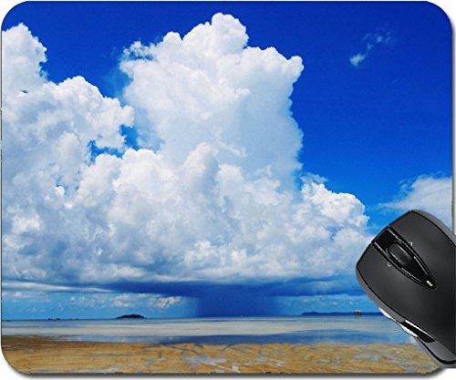 Msd Mousepad Mouse Pads Mat Design 29765816 Rain On Sea