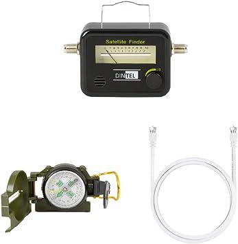 Dintel - Kit Orientacion Parabólicas con Cable: Amazon.es ...