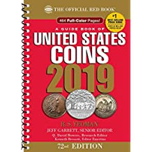 2019 - Red Book 72nd Edition - Spiral Edition - US Coin Values! - - -