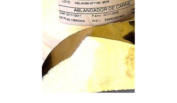 ABLANDADOR DE CARNE - bolsa 1/2 k: Amazon.es: Alimentación y ...