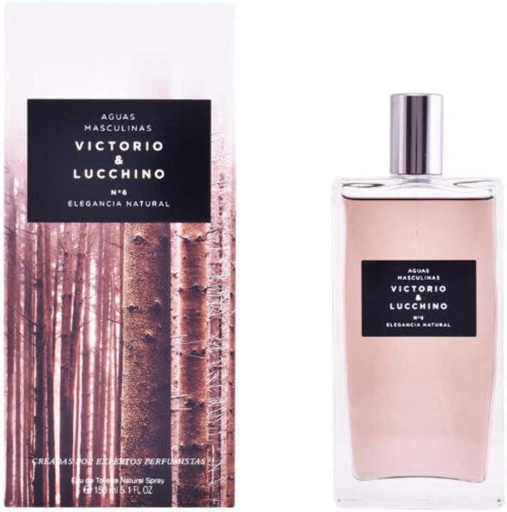 Victorio & Lucchino Col V&L For Men Agua N/6 Vp 150 Ml 150 ml