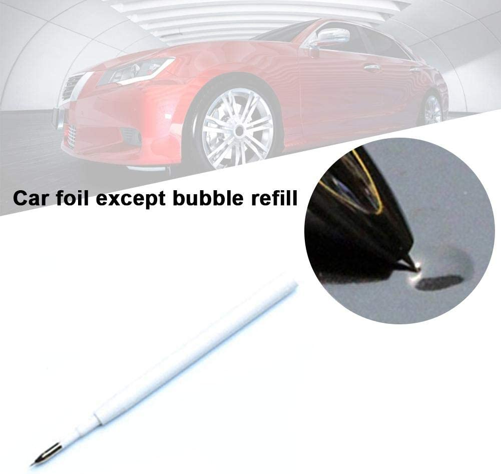 CARTEY Rectracting Air Release Tool Pen For Car Vinyl Installation Air Release Tool Portable Pen Lead