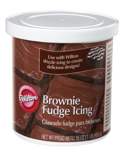 Wilton Brownie Chocolate Fudge Frosting
