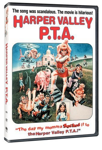 Harper Valley Pta [DVD] [Region 1] [US Import] [NTSC]