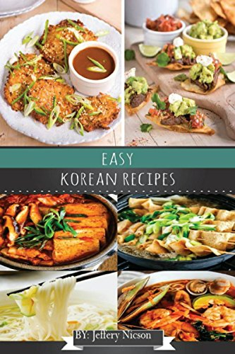 Korean Recipes: Easy Vegetarian Dishes from My Korean Home