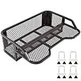 Black Widow ATVDB-4315 Steel Mesh ATV Rear Rack Drop Basket