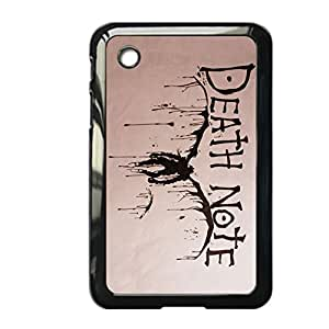 Abs Phone Case For Women For Samsung P3100 Table Custom Design With Death Note Choose Design 1