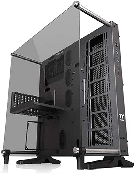 Thermaltake Core P5 - Caja de Ordenador de sobremesa, Color Negro: Amazon.es: Informática