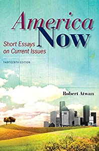 America Now: Short Essays on Current Issues